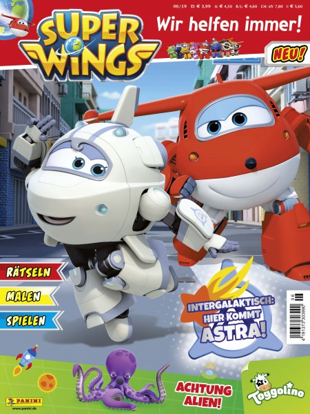 Super Wings 06/19