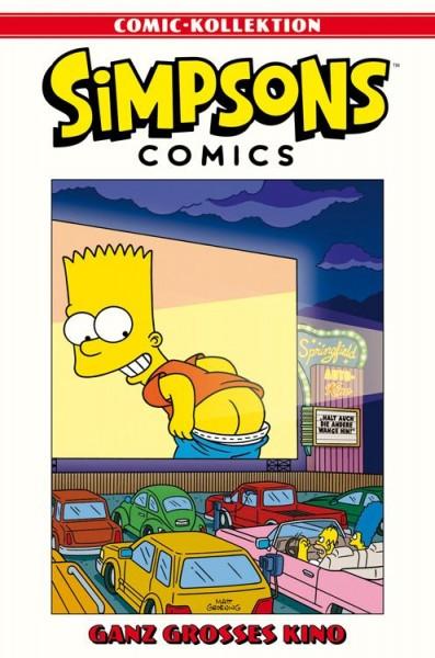Simpsons Comic-Kollektion 9: Ganz grosses Kino