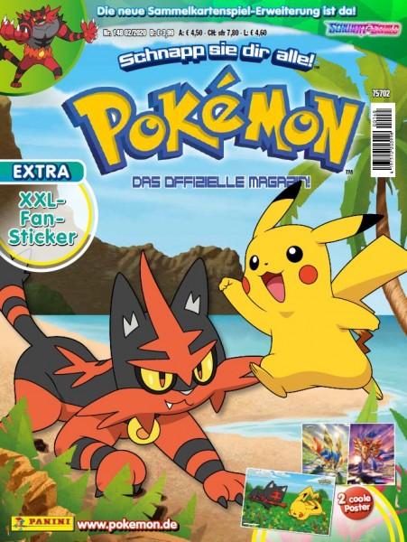 Pokémon Magazin 148