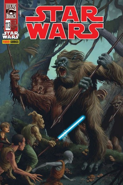 Star Wars 113: Dark Times - Feuerträger (Das Finale)