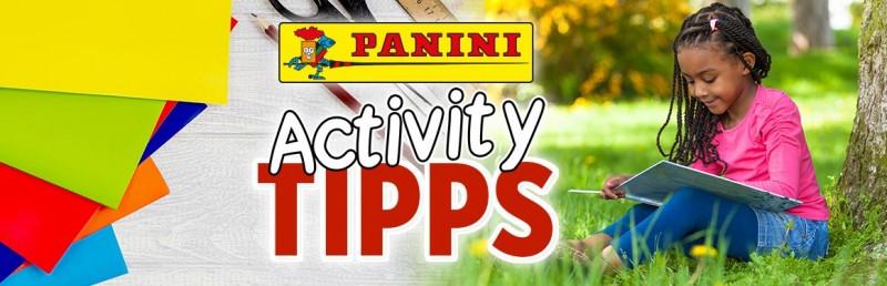 Panini Activity Tipps – Spaß und Spannung auch im Sommer