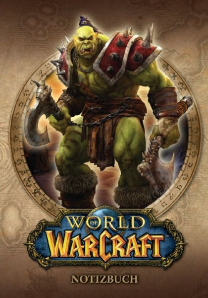 World of Warcraft - Notizbuch Horde