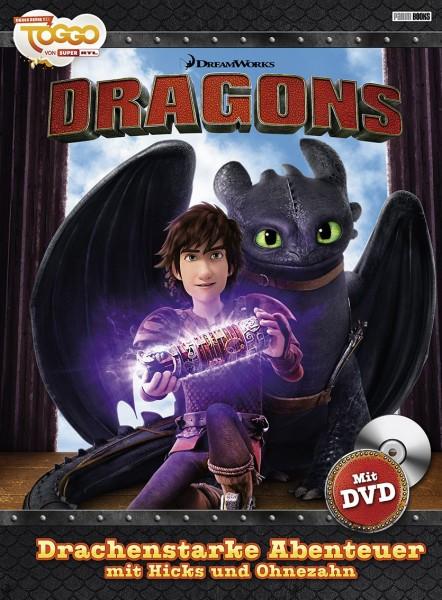 Dragons - Drachenstarke Abenteuer mit Hicks und Ohnezahn