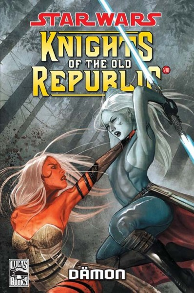 Star Wars Sonderband 57: Knights of the Old Republic 8