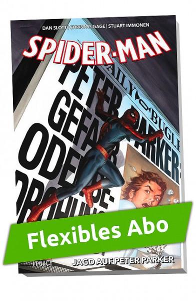 Flexibles Abo - Marvel Legacy Paperback: Spider-Man