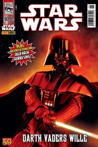Star Wars 90: Darth Vaders Wille
