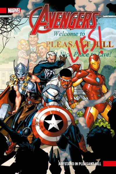Avengers 2: Aufstand in Pleasant Hill