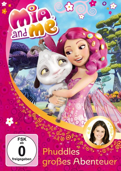 Mia and Me: Staffel 1: Vol. 6: Phuddles großes Abenteuer