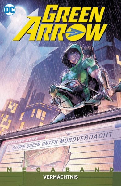 Green Arrow Megaband 3