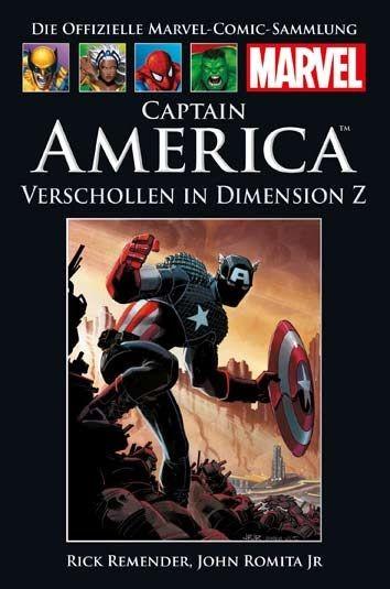 Hachette Marvel Collection 132: Captain America - Verschollen in Dimension Z