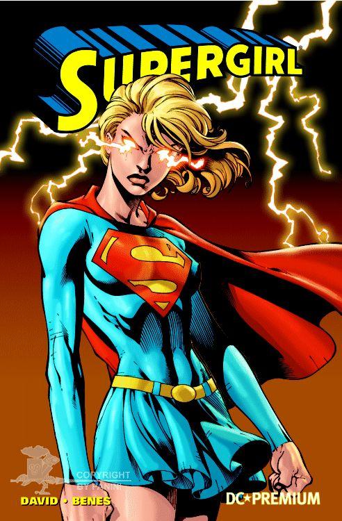 DC Premium 27: Supergirl - Das Ende