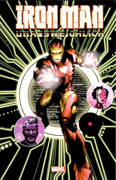 Iron Man - Unausweichlich