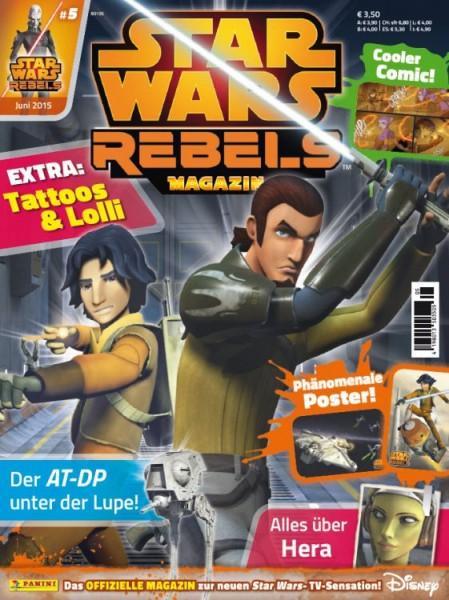Star Wars: Rebels - Magazin 5