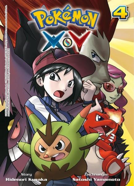 Pokémon X und Y 4