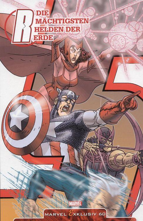 Marvel Exklusiv 60: Die Mächtigsten...