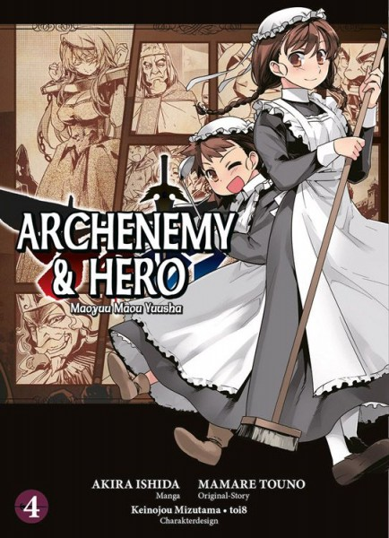 Archenemy & Hero 4 - Maoyuu Maou Yuusha