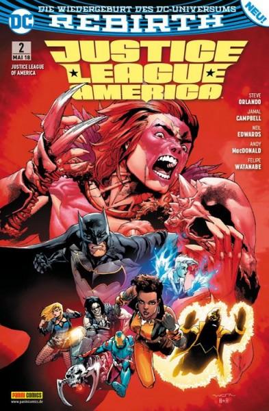 Justice League of America 2: Der Fluch des Kingbutcher