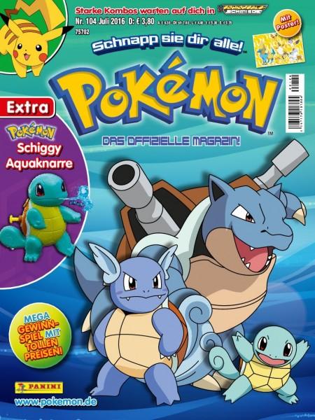 Pokémon Magazin 104