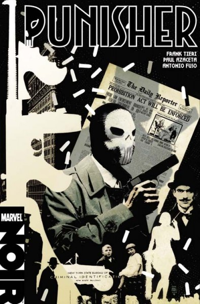 Marvel Noir - Punisher