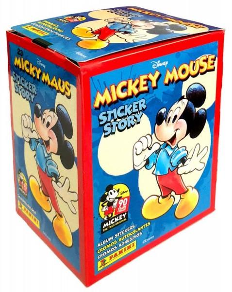 90 Jahre Micky Maus Sammelkollektion - Box mit 50 Tüten