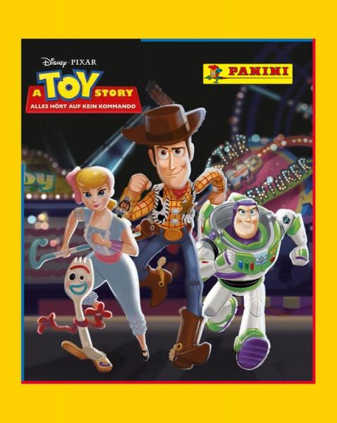Disney Toy Story 4 - Sticker und Sammelkarten - Tüte