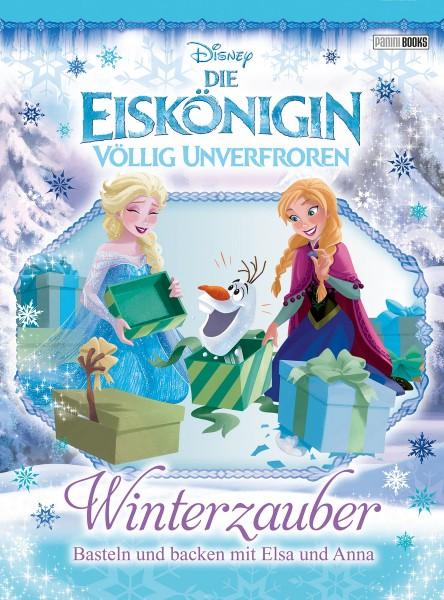Disney: Die Eiskönigin - Weihnachtsschmuck Bastelblock