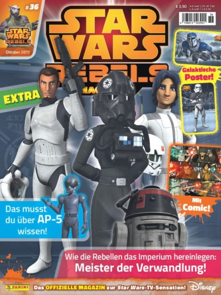 Star Wars: Rebels - Magazin 36