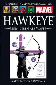 Hachette Marvel Collection 123: Hawkeye - Mein Leben als Waffe