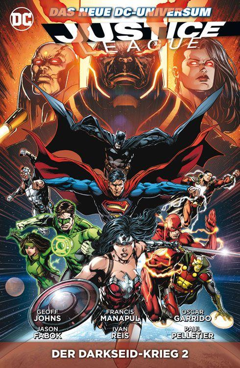 Justice League 11: Der Darkseid-Krieg 2