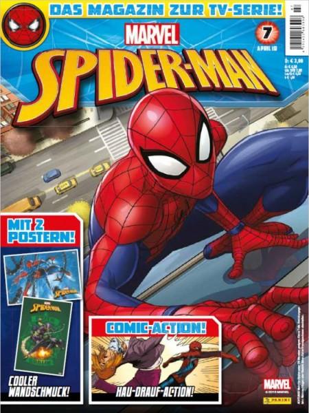 Spider-Man Magazin 7