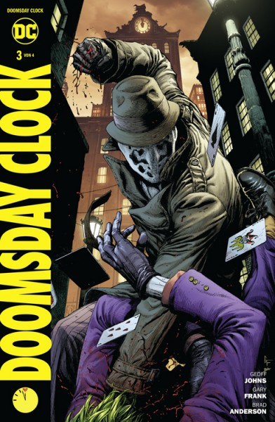 Doomsday Clock 3
