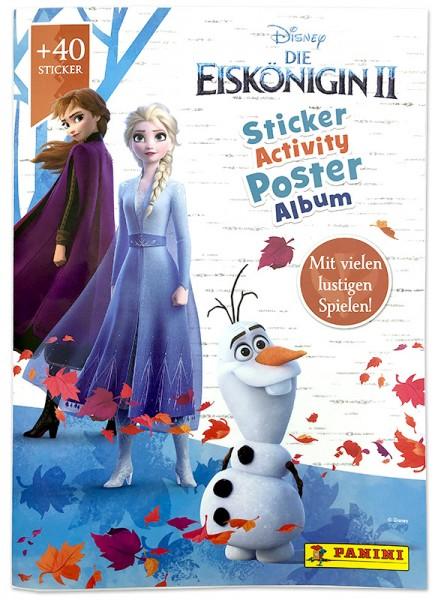 Disney: Die Eiskönigin 2 - Sticker und Activity Poster Album