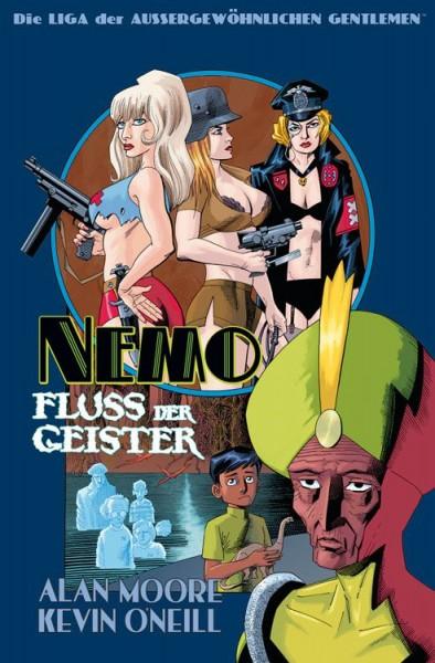 Die Liga der außergewöhnlichen Gentlemen: Nemo - Fluss der Geister