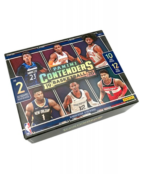 NBA 2019-20 Contenders Trading Cards - Hobbybox