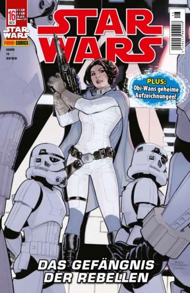 Star Wars 16: Das Gefängnis der Rebellen 1 - Kiosk-Ausgabe