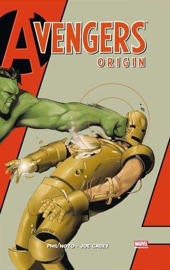 Marvel Exklusiv 94: Avengers Origin