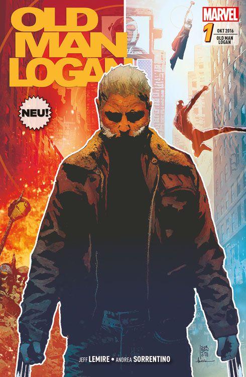 Old Man Logan 1: Berserker