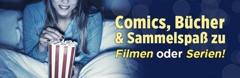 Comics zu Film und Serie, Avatar, Blade Runner und mehr entdecken