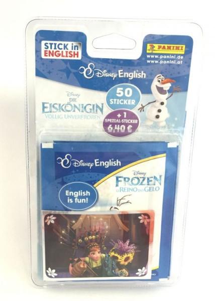 Disney: Die Eiskönigin - Völlig unverfroren Stickerkollektion - Blister