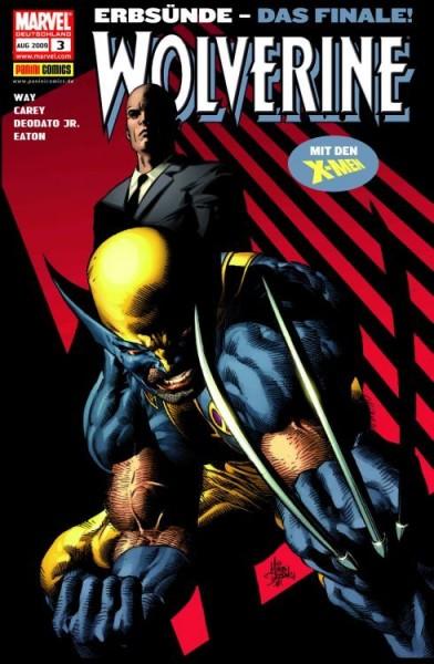 Wolverine 3 (2009)