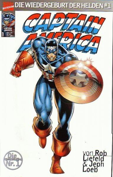 Captain America: Die Wiedergeburt der Helden 1