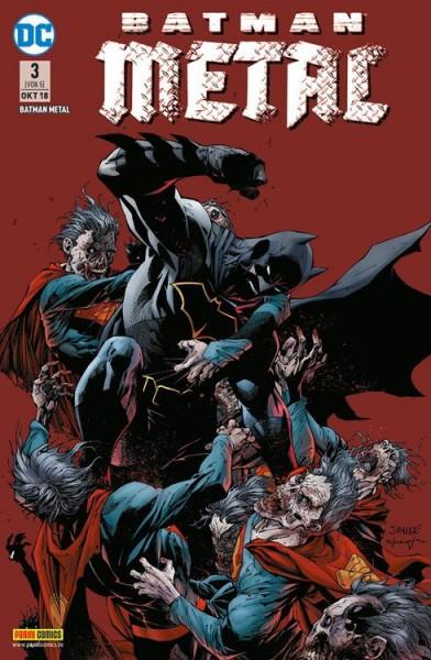 Batman Metal 3 Variant A