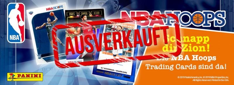 NBA Hoops - Schnapp dir Zion! - Banner