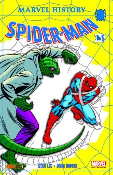 Marvel History: Spider-Man 5