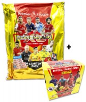 Panini Premier League Adrenalyn XL 2019/20 Kollektion – Starter-Bundle 3