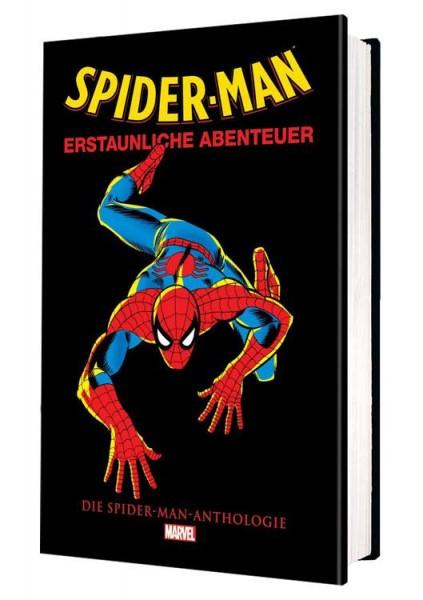 Spider-Man: Erstaunliche Abenteuer - Die Spider-Man Anthologie Cover
