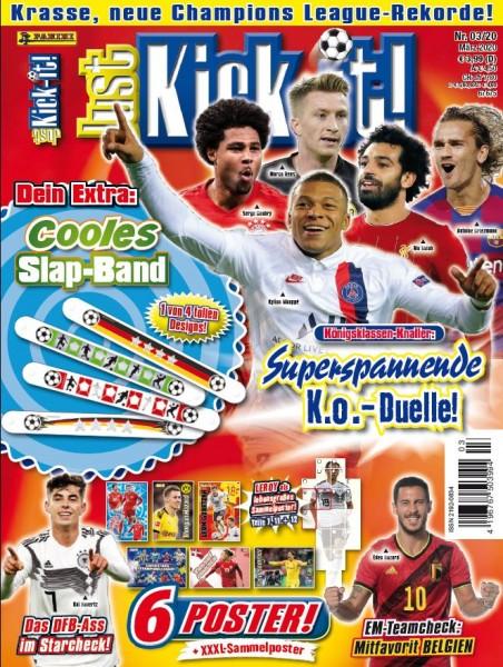 Just Kick-it! Magazin 03/20