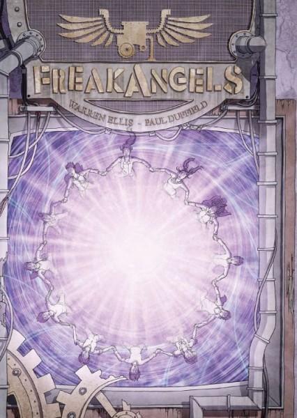 Freakangels 4
