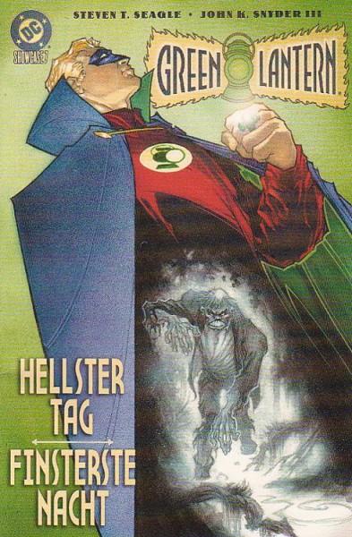 DC Showcase 7 - Green Lantern - Hellster Tag - Finsterste Nacht