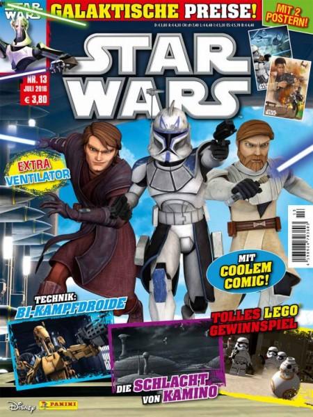Star Wars - Magazin 13